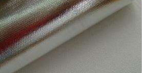 HP7628ALU1 Aluminum Foil Laminated Ons Side Fiberglass Insulation Fabrics