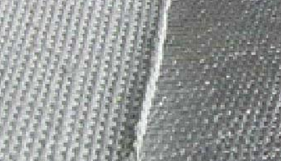 Ceramic Fiber Woven Cloth With Steel Wire And Fiberglass Filament Reinforcement