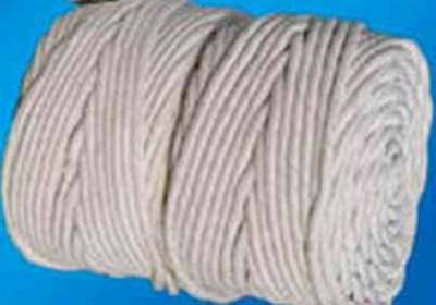 HPB12S Biosoluble Fiber Twist Thermal Ropes With Steel Wire& Fiberglass Filament Reinforcement