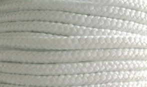 HS03T Fire Proof Texturized High SILICA Fiber High Temp Braided Square Ropes